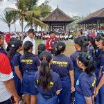 Liputan Kegiatan Gerakan Semesta Berencana Bali Resik Sampah Plastik Bulan November 2019 di Desa Pengeragoan, Kabupaten Jembrana