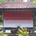 Perubahan Nama Dinas Lingkungan Hidup Povinsi Bali menjadi Dinas Kehutanan dan Lingkungan Hidup Provinsi Bali