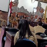 Dokumentasi 6 Januari 2020 Pengarahan Bapak  Kadis DKLH Provinsi Bali  Terkait Program & Kegiatan 2020