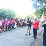 """Mengikuti Kegiatan Aksi Bersih """"Bali Biggest Clean Up"""" di Pura Sakenan"""