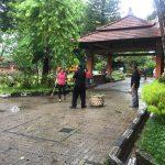 Gotong Royong Kebersihan Kantor UPTD PS , TAHURA dan UPTD Bali Selatan