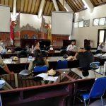 Rapat Koordinasi Pengelolaan Sampah di Provinsi Bali