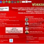 Pengumuman Workshop Jumat, 27 November 2020